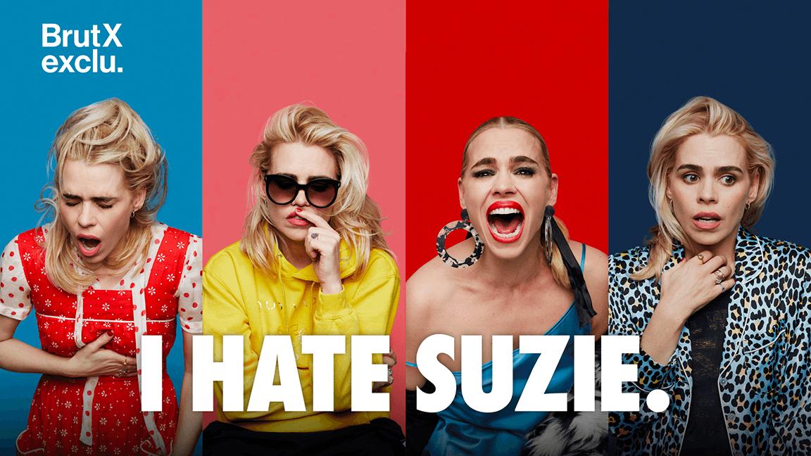 En exclusivité sur BrutX : la série I Hate Suzie, une comédie dramatique sur une star en plein naufrage suite à la publication de photos intimes.