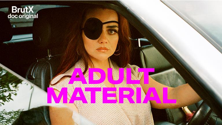 En exclusivité sur BrutX : la série Adult Material, comique et engagée, sur une star du porno et mère de trois enfants, face au sexisme ambiant et la violence qui régissent cette industrie.