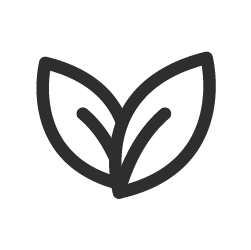 Fuelled All Natural Ingredients Icon
