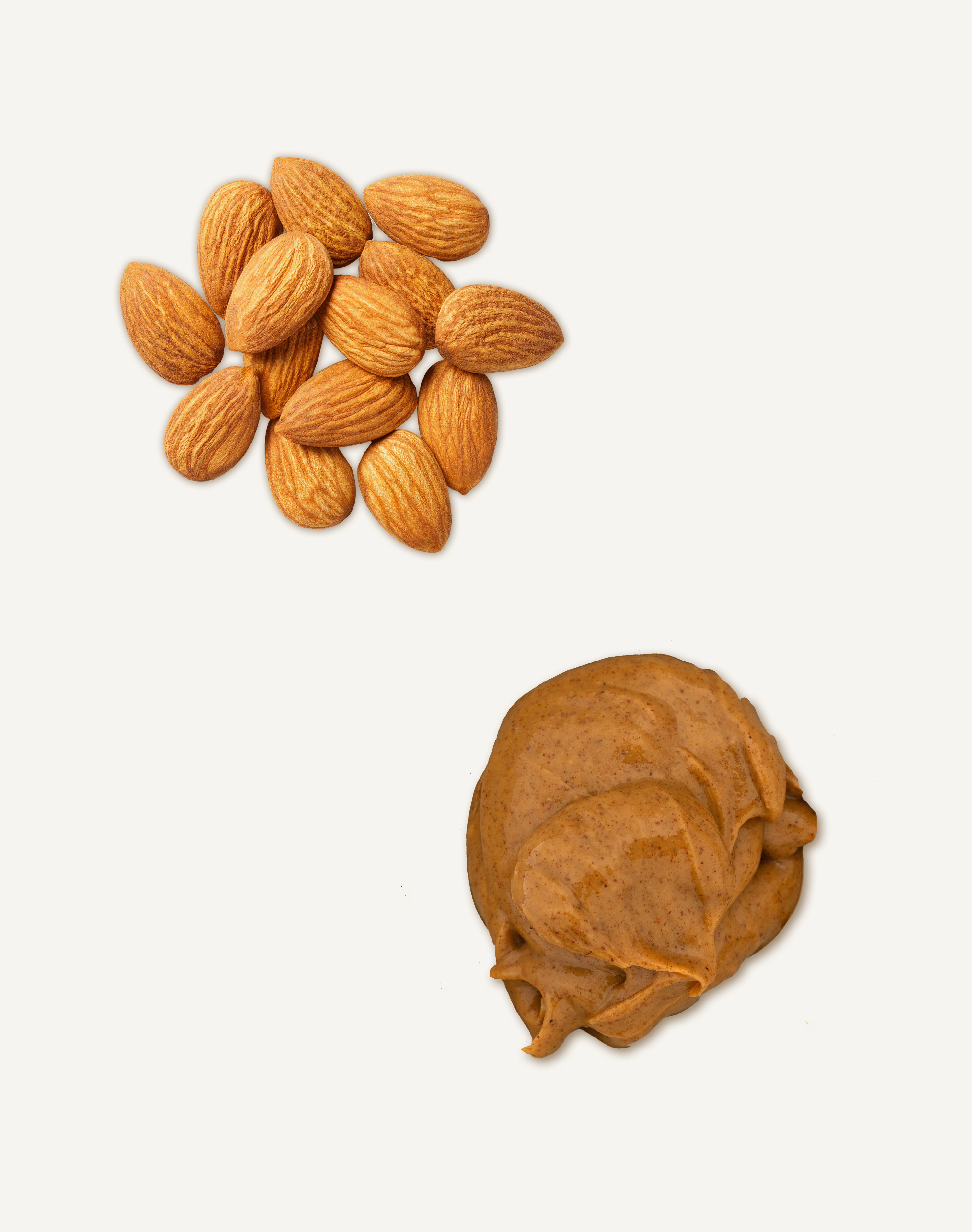 Fuelled Protein Bar Ingredient Almond Butter and Almonds