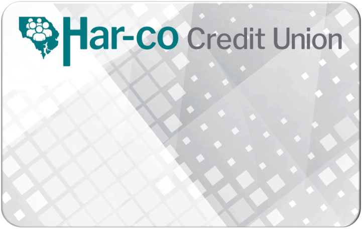 Har-co silver card