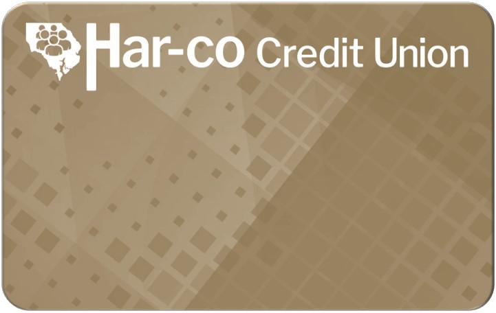 Har-co gold card