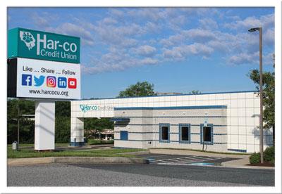 Har-co Credit Union Abingdon branch