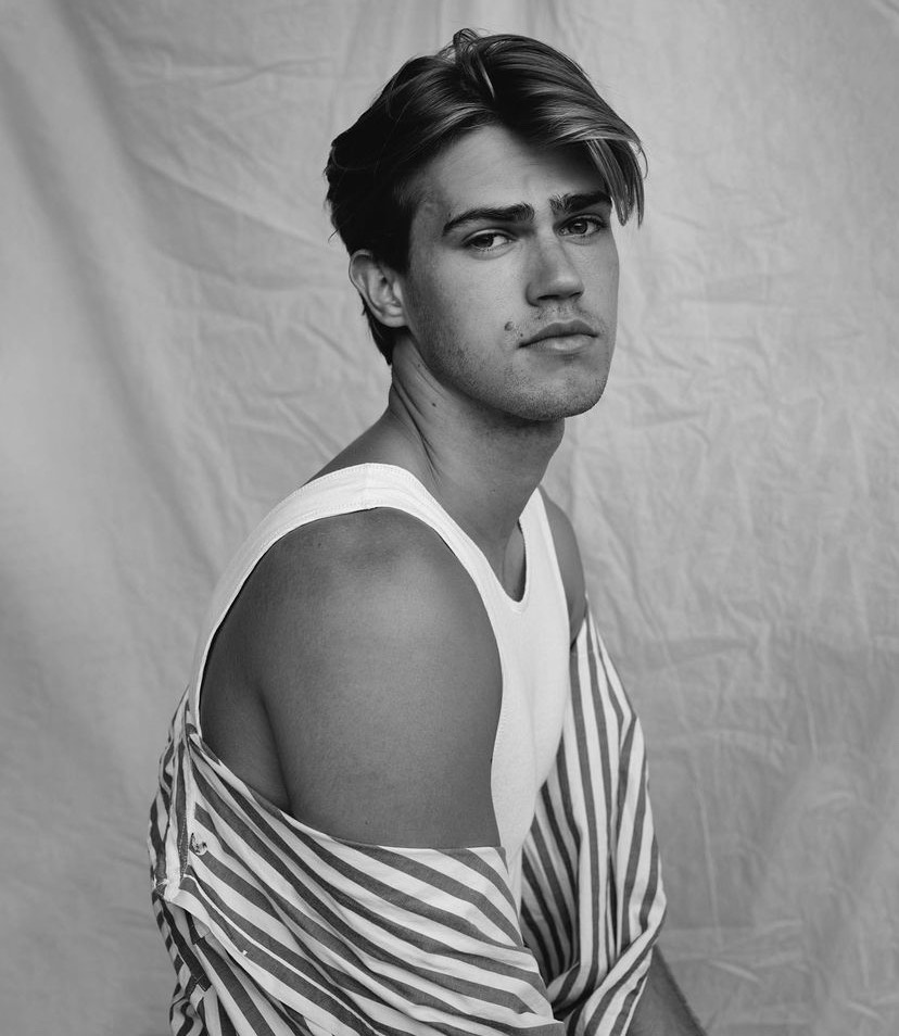Marcel looking hot.