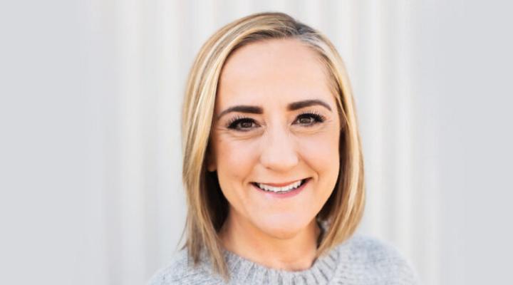 Headshot of Christine Caine