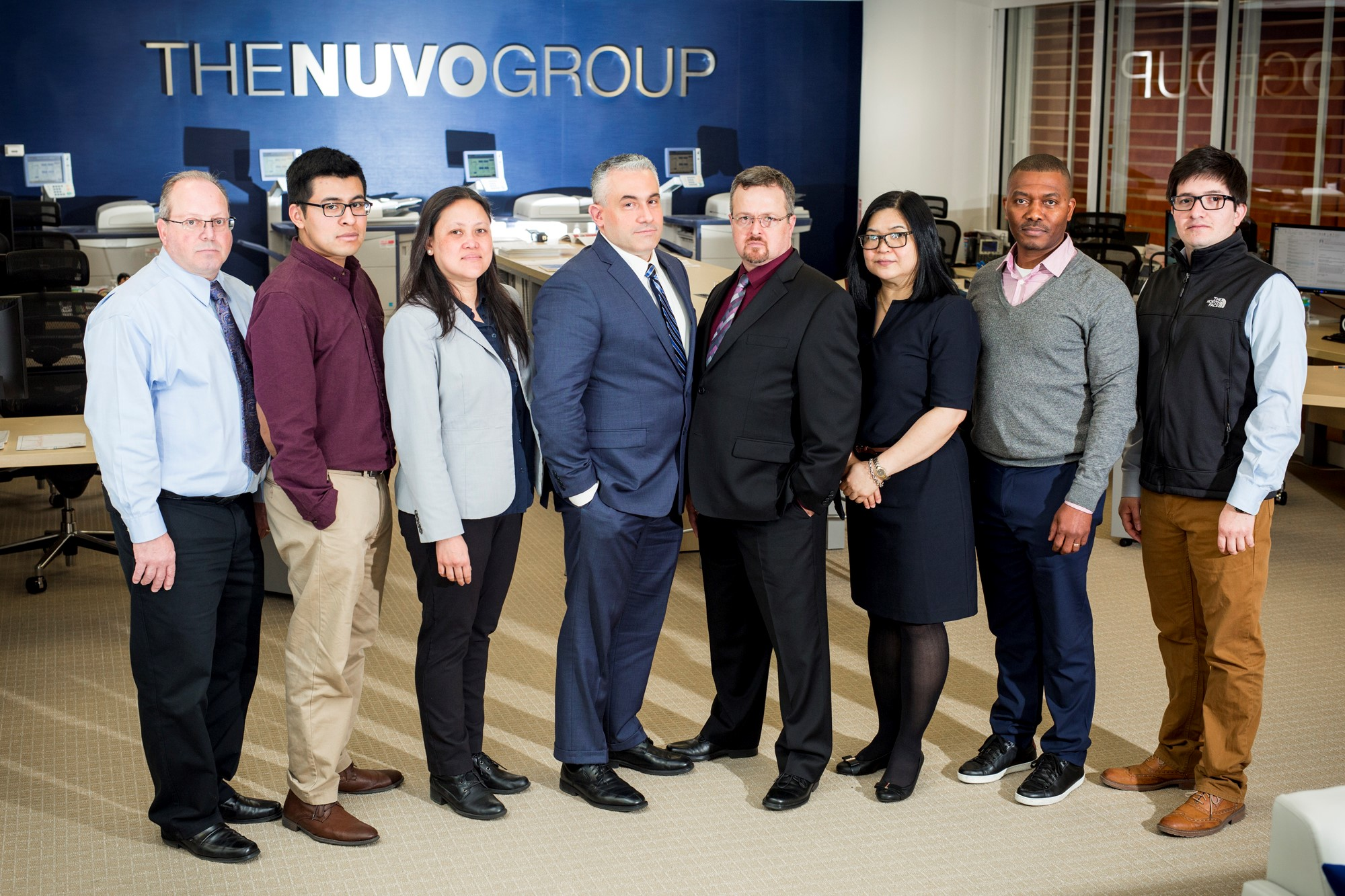 The Nuvo Group Company Picture
