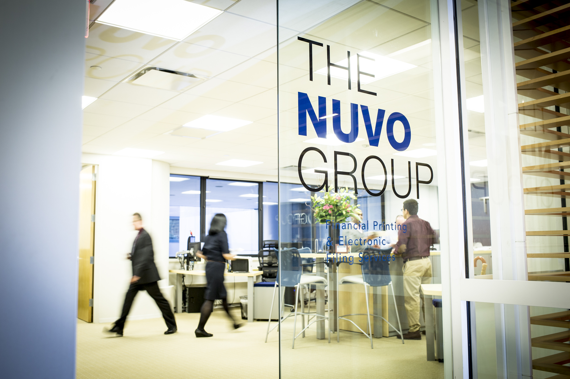 The Nuvo Group Office