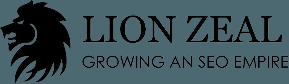 lion zeal logo