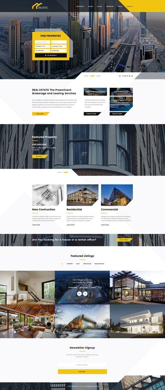 Tilda Corporate Website