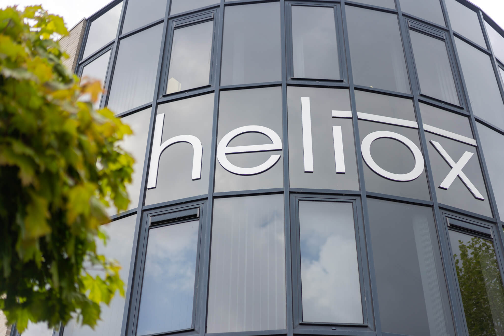 Heliox HQ in Netherlands