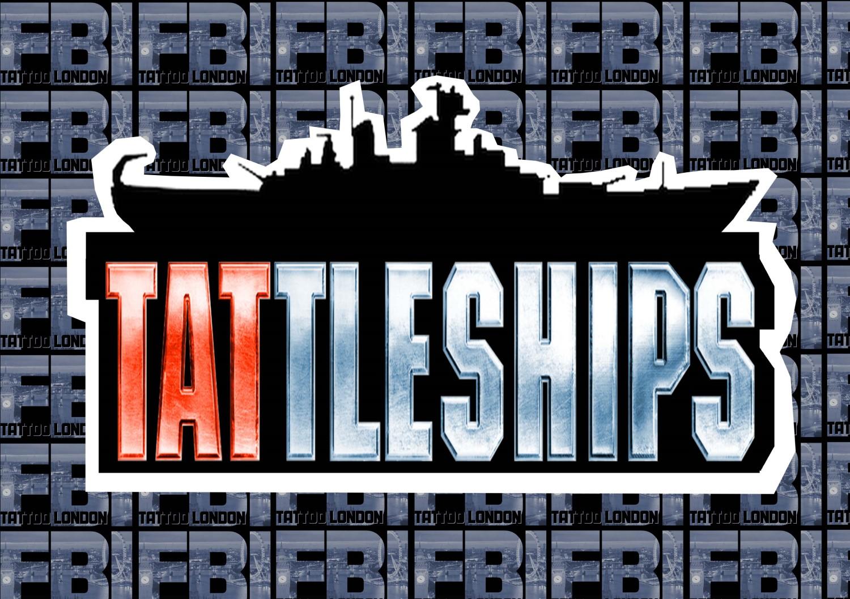 """""""TATtleships"""" Game Token"""