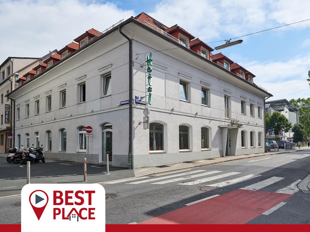 Traditionelles Innenstadthotel *** im Herzen von Klagenfurt