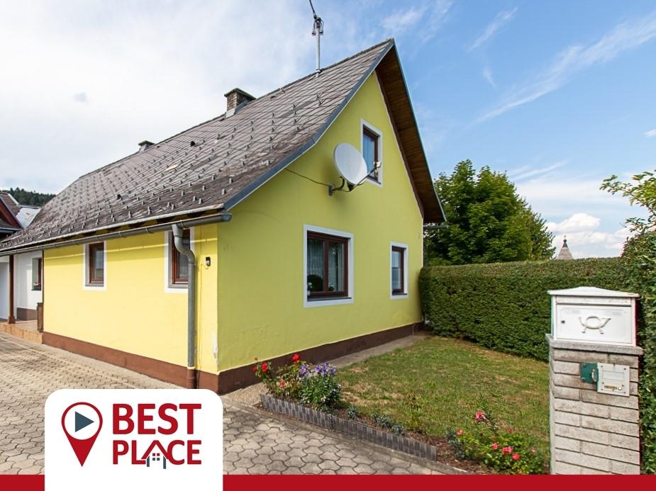 VERKAUFT: Klein und Mein! - Haus mit Garten nahe Klagenfurt