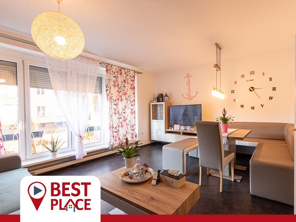 VERKAUFT: Freundlich helle Wohnung in Klagenfurt Waidmannsdorf