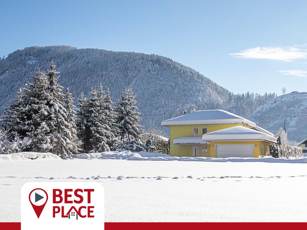 VERKAUFT: Hochwertiges und helles Einfamilienhaus mit Bergblick