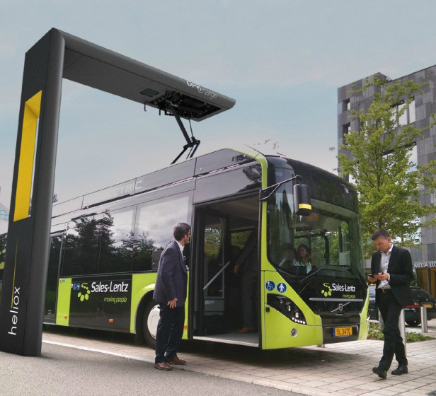 Compatible with any bus brand, our solutions charge up to 67% faster than any other provider.
