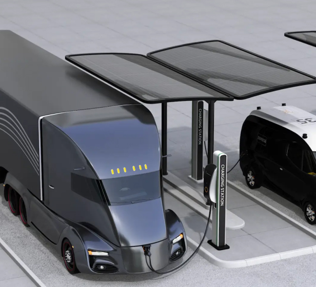 Electric Trucks are no longer a vision of the future. We are charging a rapidly expanding fleet of trucks across the world.
