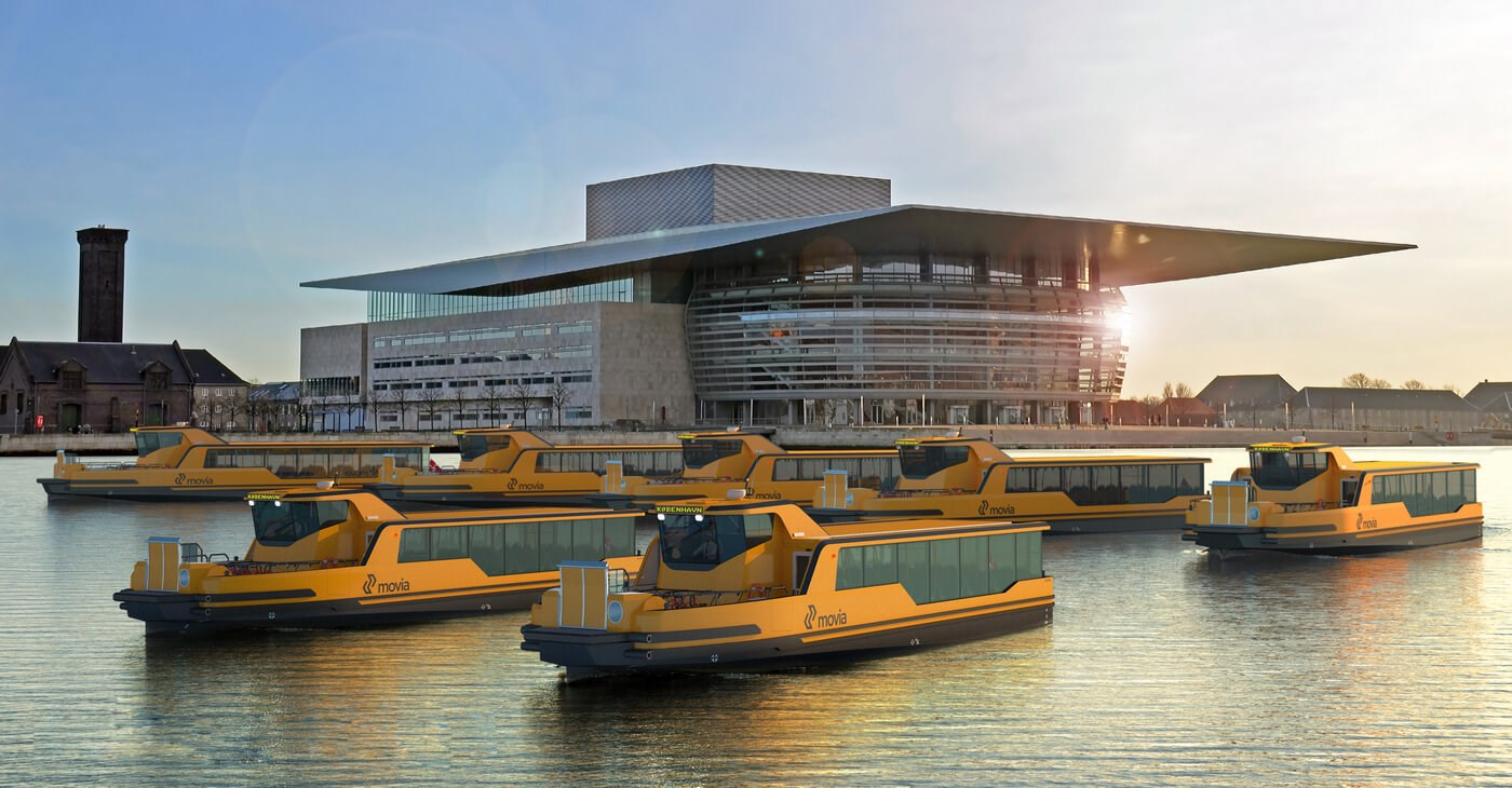 Powering zero-emission ferries in Denmark with cutting edge technology