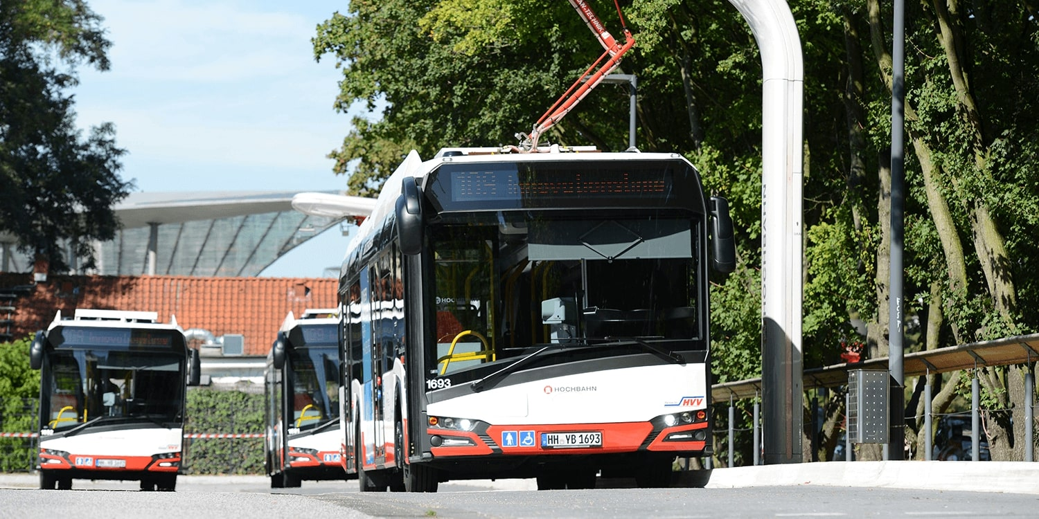 Powering 18m e-articulated busses in Cologne