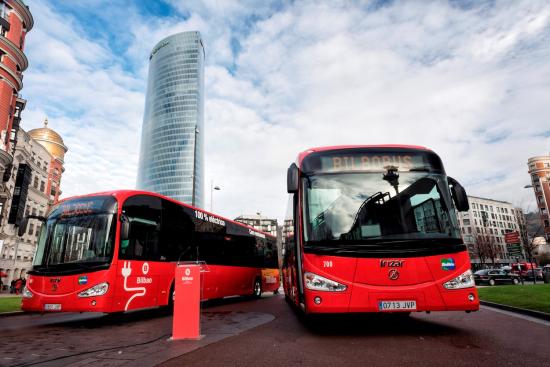 Reducing emissions in Bilbao