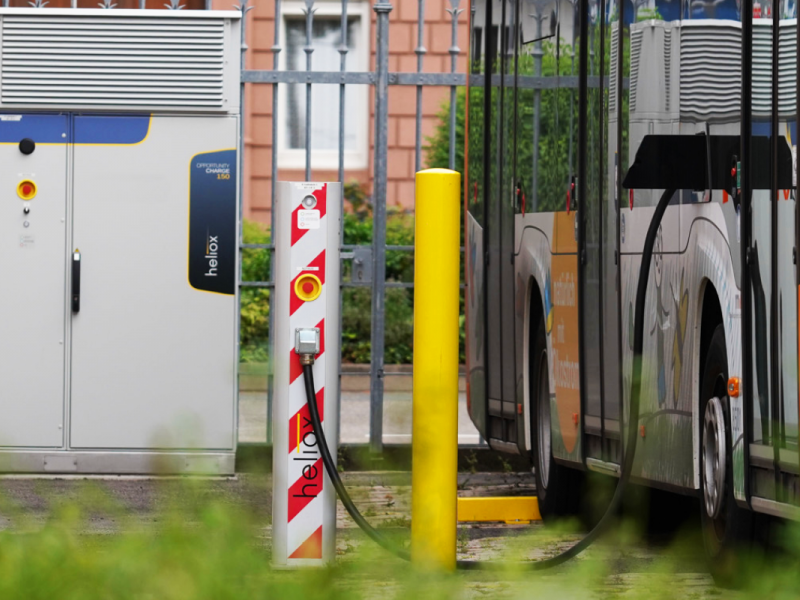 European electric vehicle charging company gives Atlanta another jolt with HQ decision