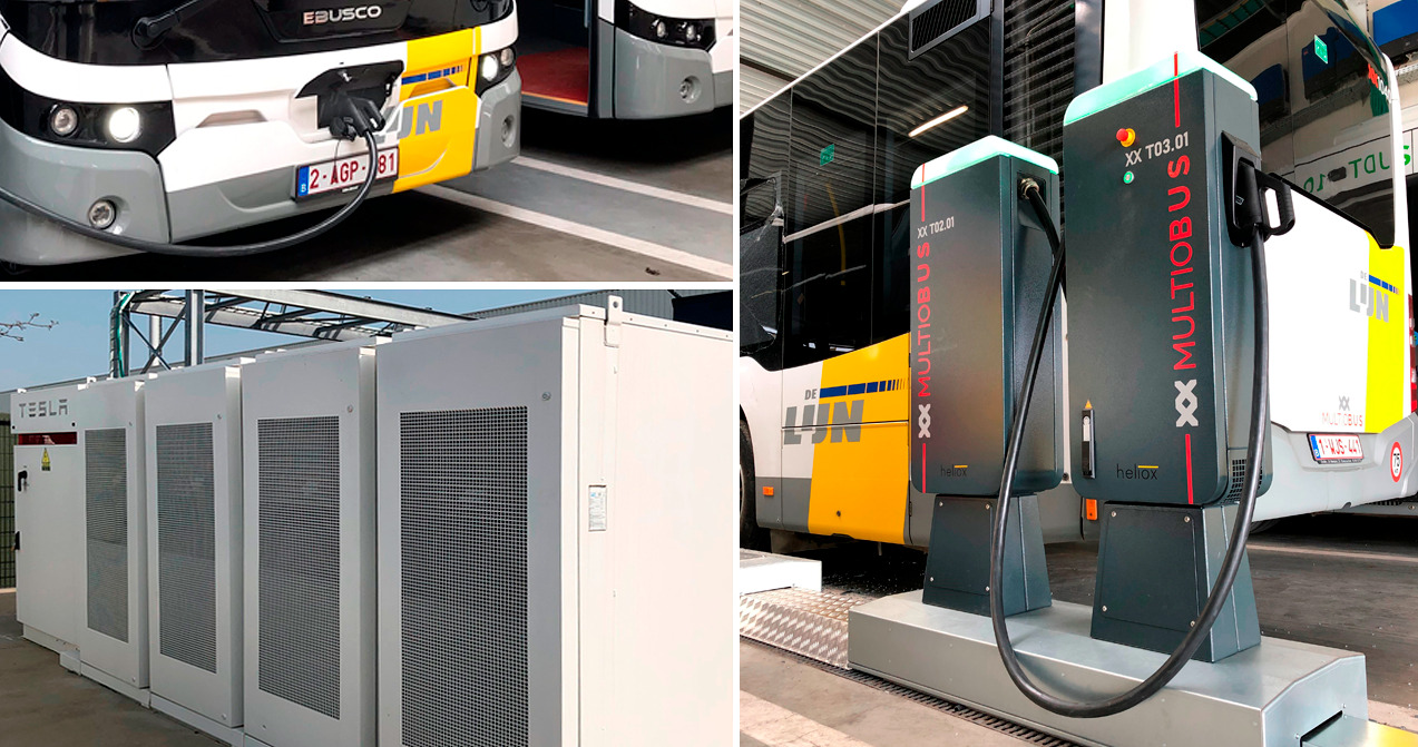 Multiobus charges up with Heliox's  new Flex Charge System