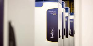 Heliox liefert E-Bus-Lader nach Darmstadt und Bonn