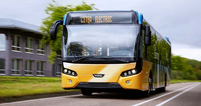 The Rise of the Combined Charge System (CCS): Europe's First Electric Bus Charged with CCS protocol
