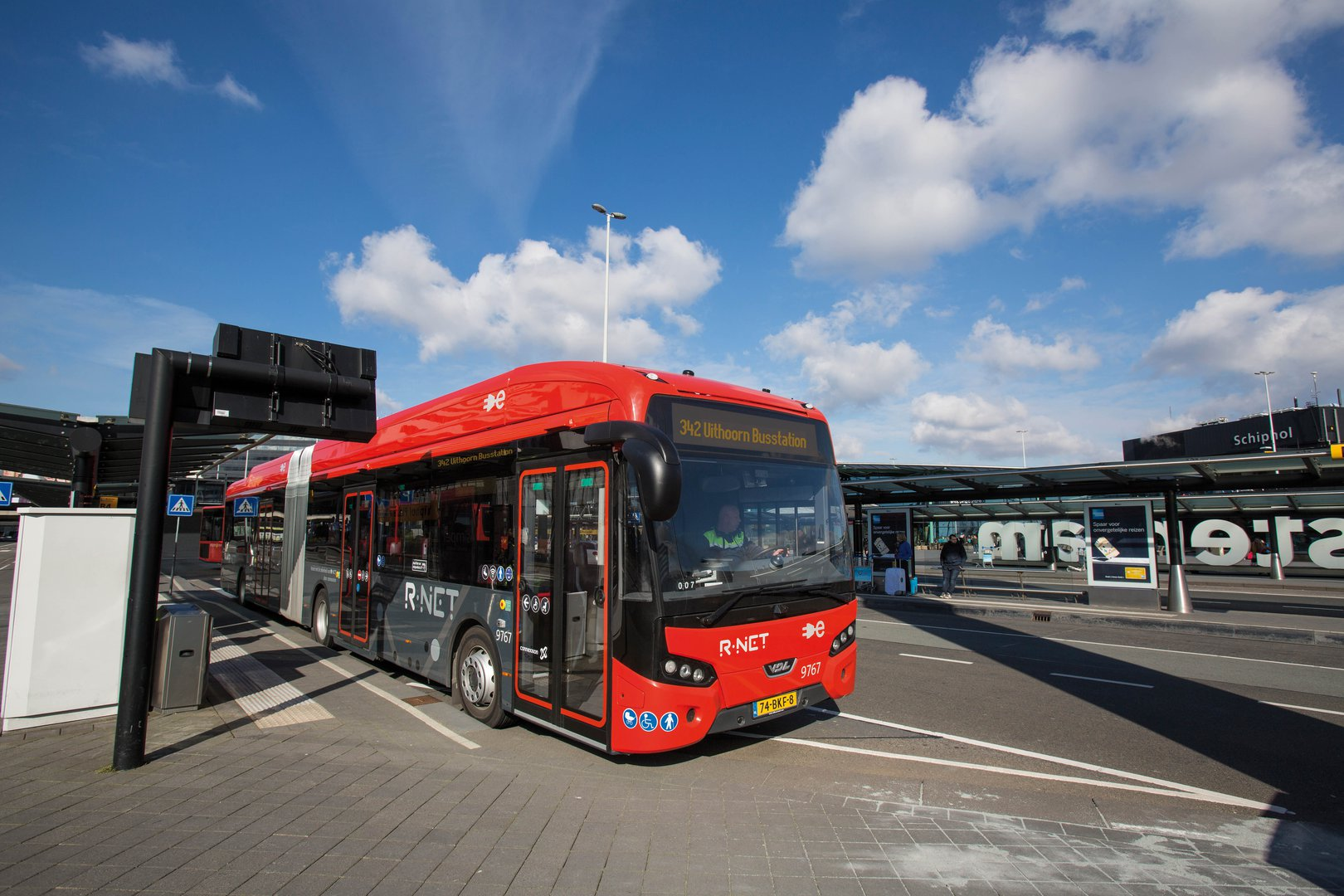 Heliox provides fast and secure charging for Transdev- Connexxion Haarlem-IJmond