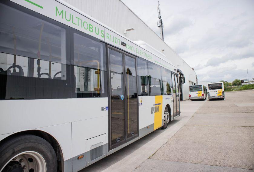 Heliox enters Belgium: Heliox powers 12 e-busses for Multiobus