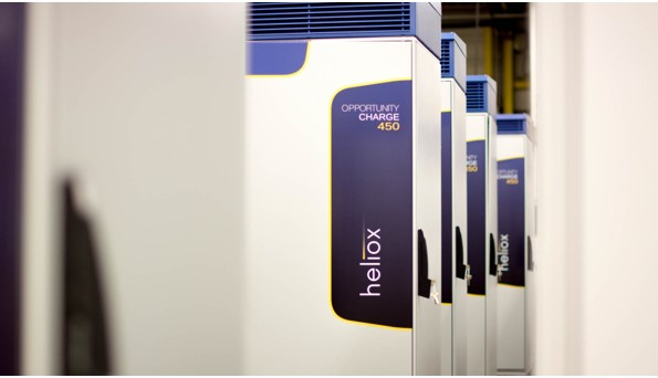 Heliox is selected charger infrastructure partner for ESWE Wiesbaden