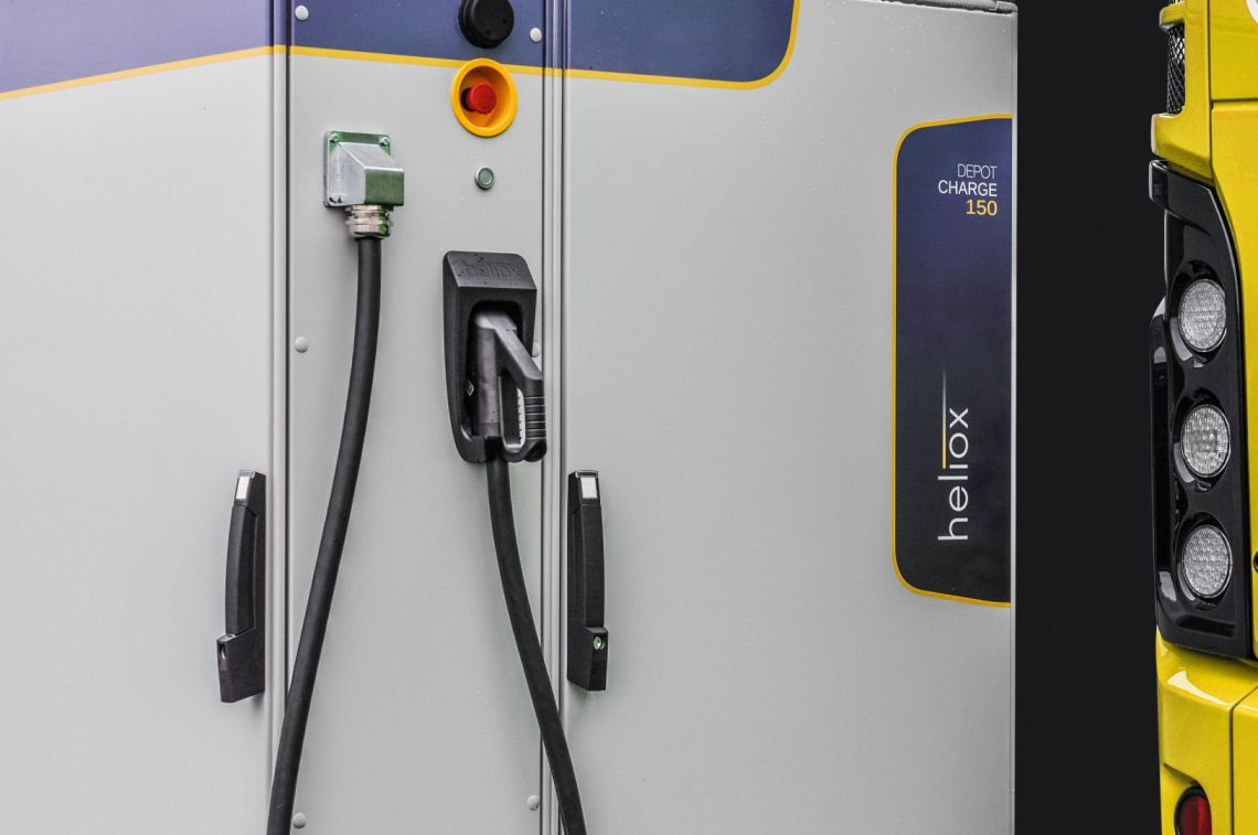 Heliox and Hamburger Hochbahn announce collaboration on electric transportation