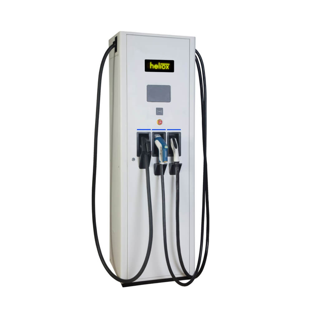 Rapid 50kW all-in-one