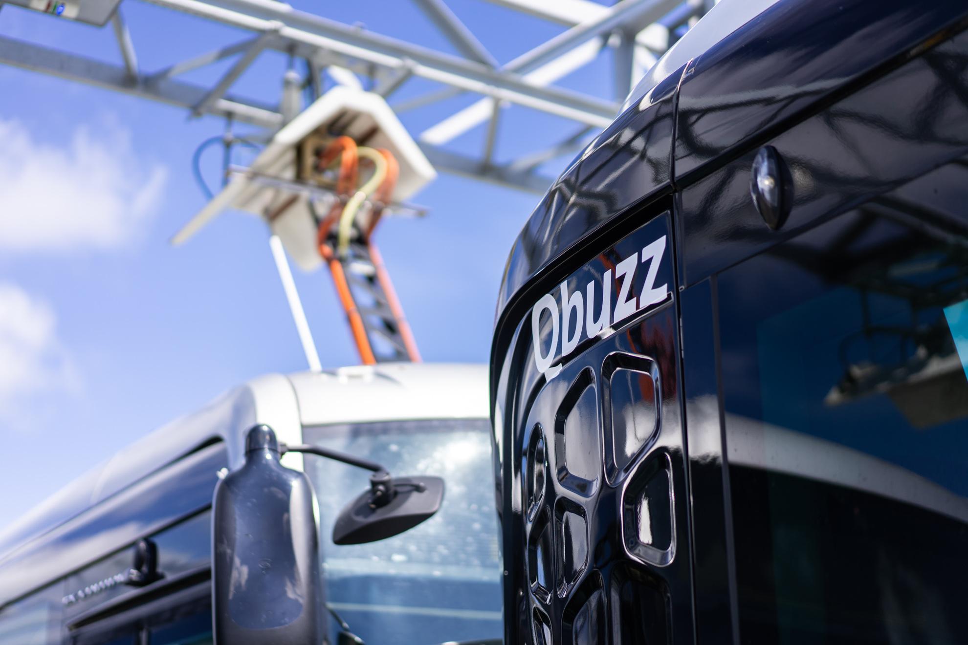 Heliox powers 164 e-busses for Qbuzz Groningen-Drenthe concession