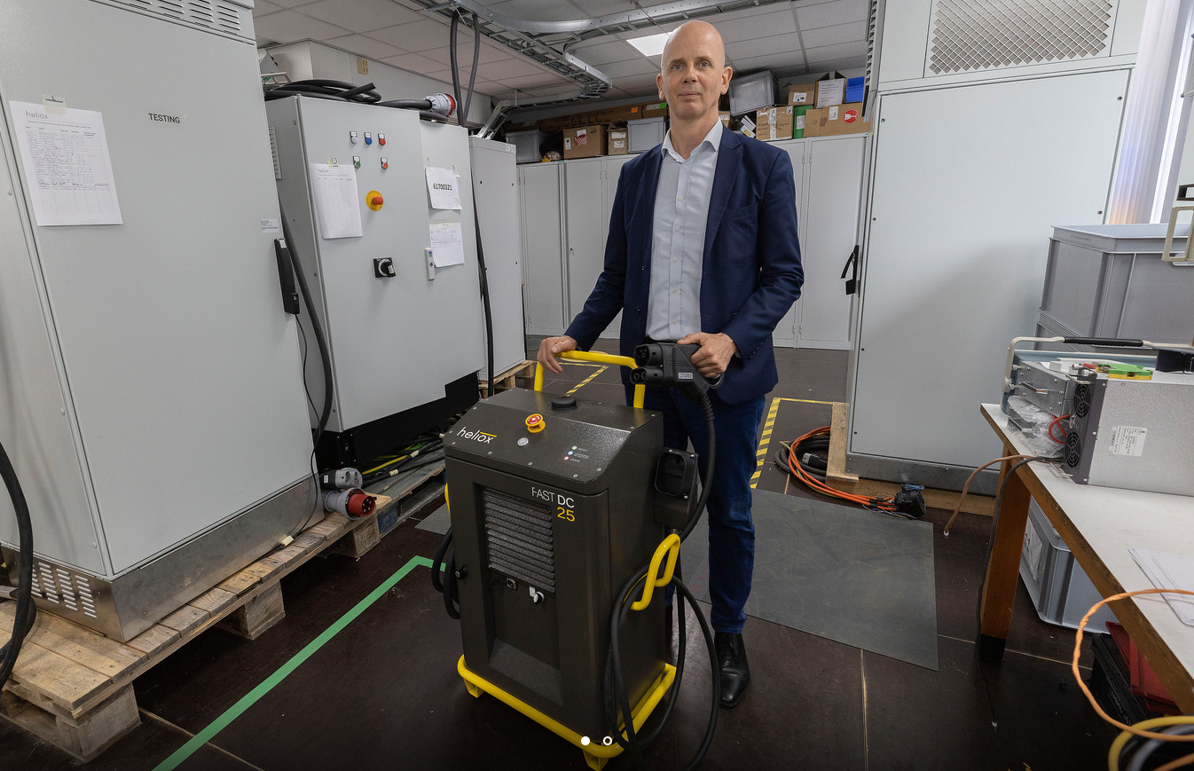 Heliox Scale-Up Story: From Humble Beginnings to Smart Charging