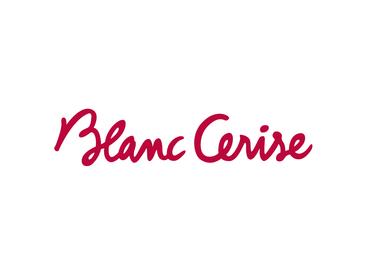 Blanc Cerise - Succès client Textile