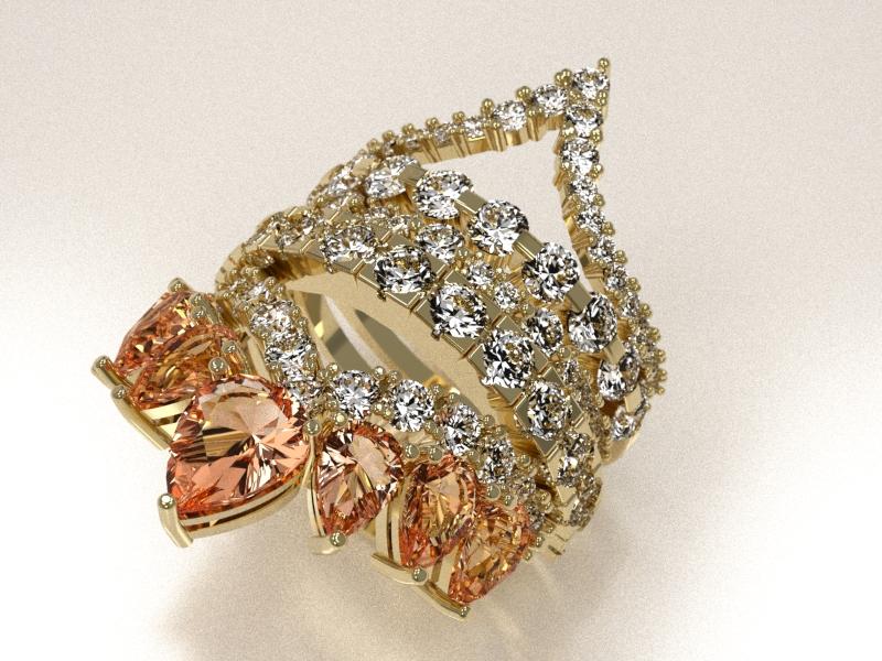 Use o significado das pedras nas joias em suas coleções e estratégias