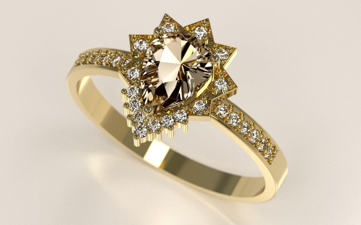 Conheça as principais características das joias de ouro amarelo