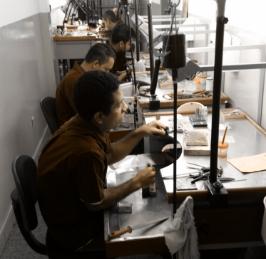 Inauguração da fábrica de joias Bautz Design em Vitória/ES.