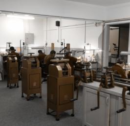 Ampliação da fábrica, novos profissionais e novos clientes.