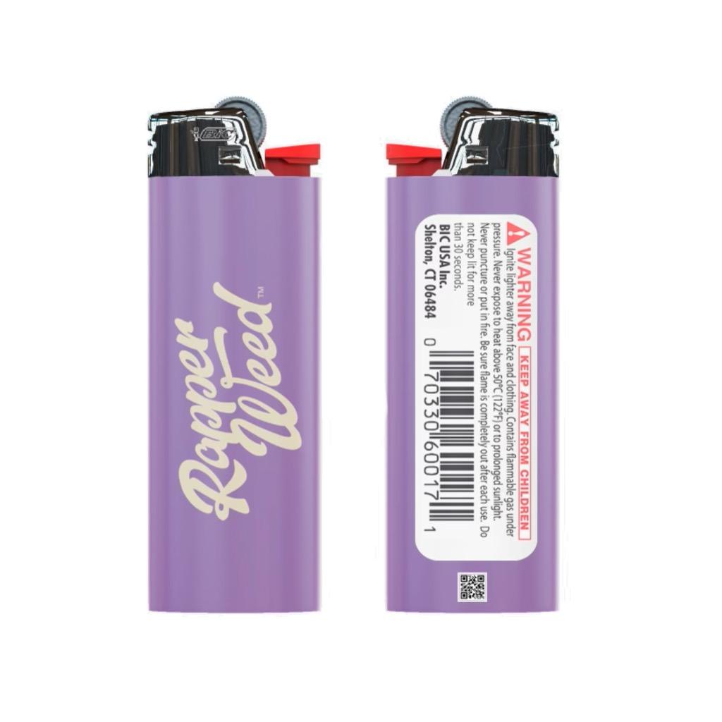 RW Purple Lighter