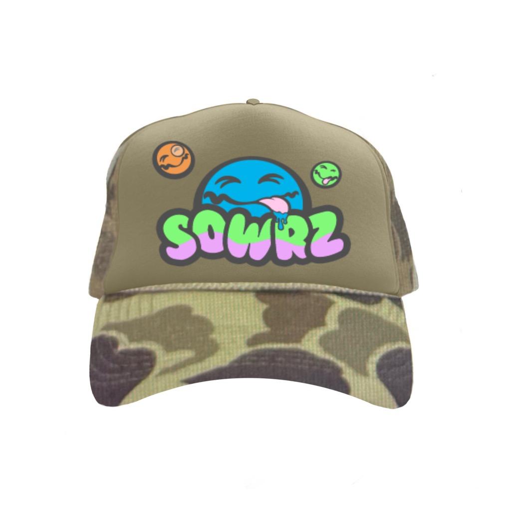 SOWRZ Trucker Hat