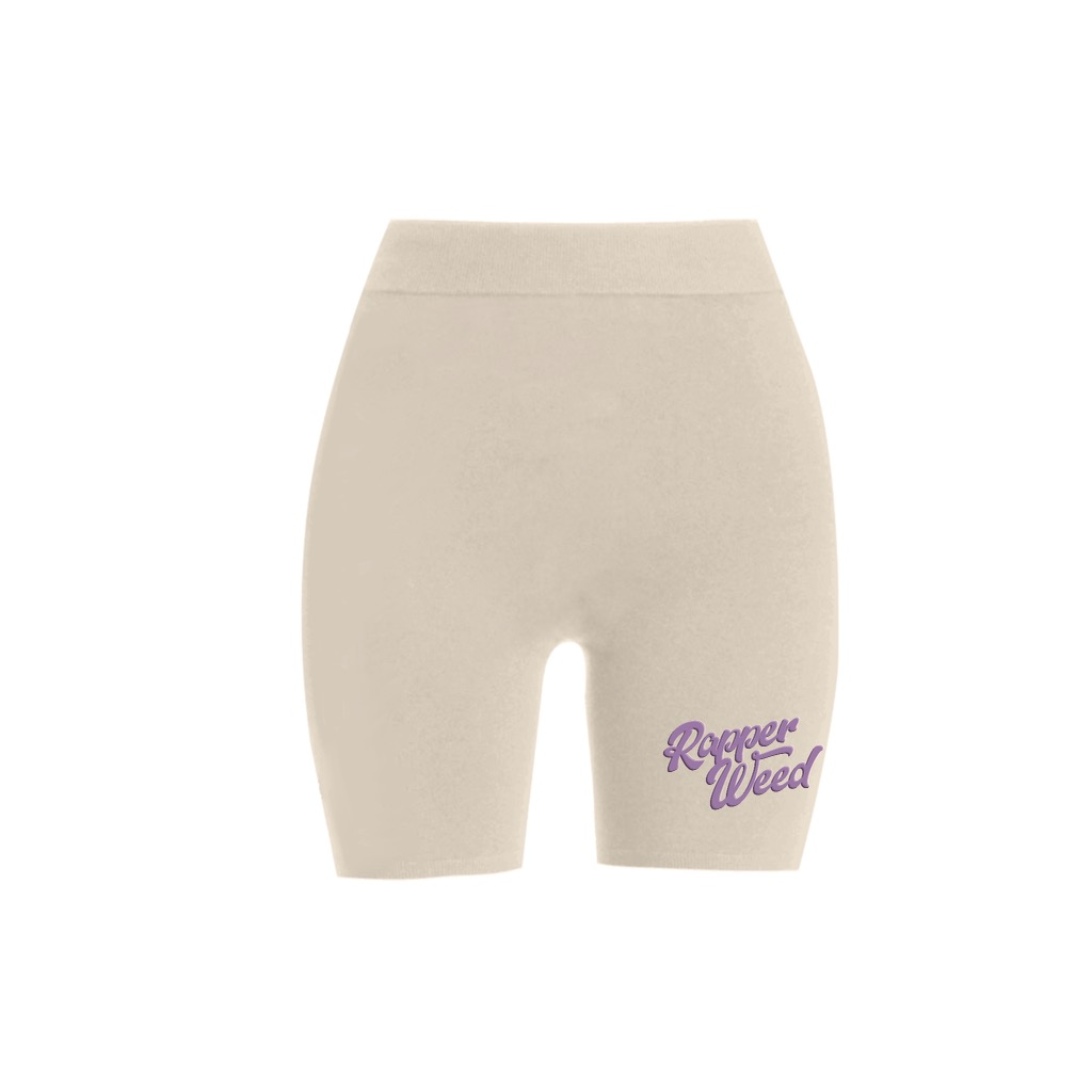 Horchata RW Logo Biker Shorts