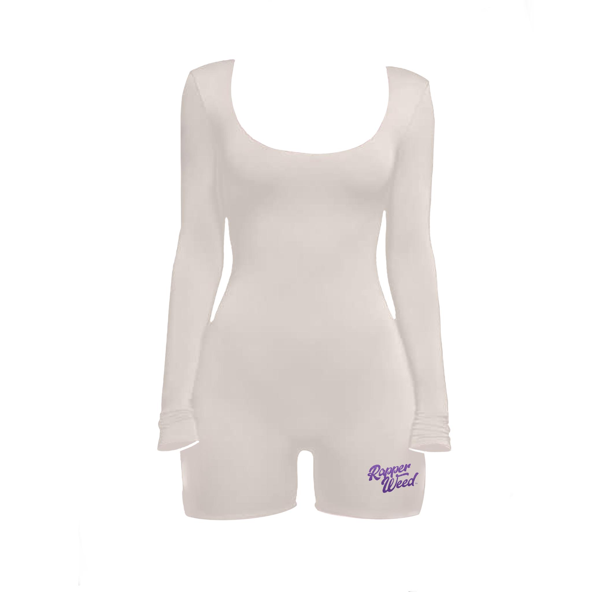 RW Embroidered Long Sleeve Bodysuit