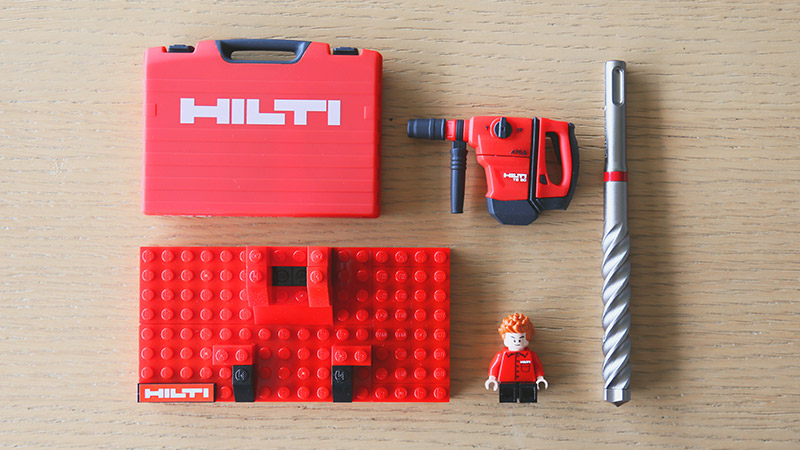 Custom Corporate Gift Set - HILTI