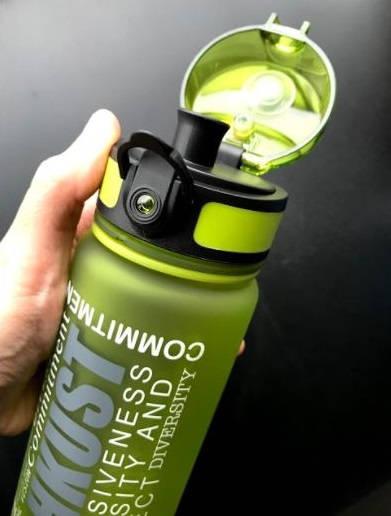 Reusable Tritan Water Bottles - HKUST