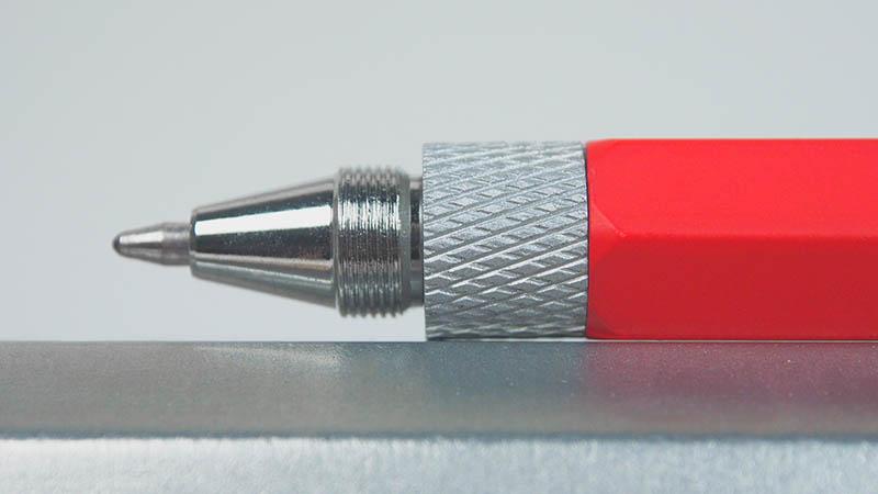 Aluminium Multi-Tool Pen
