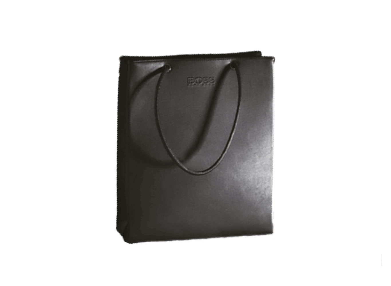 Recycled Leather Premium Tote