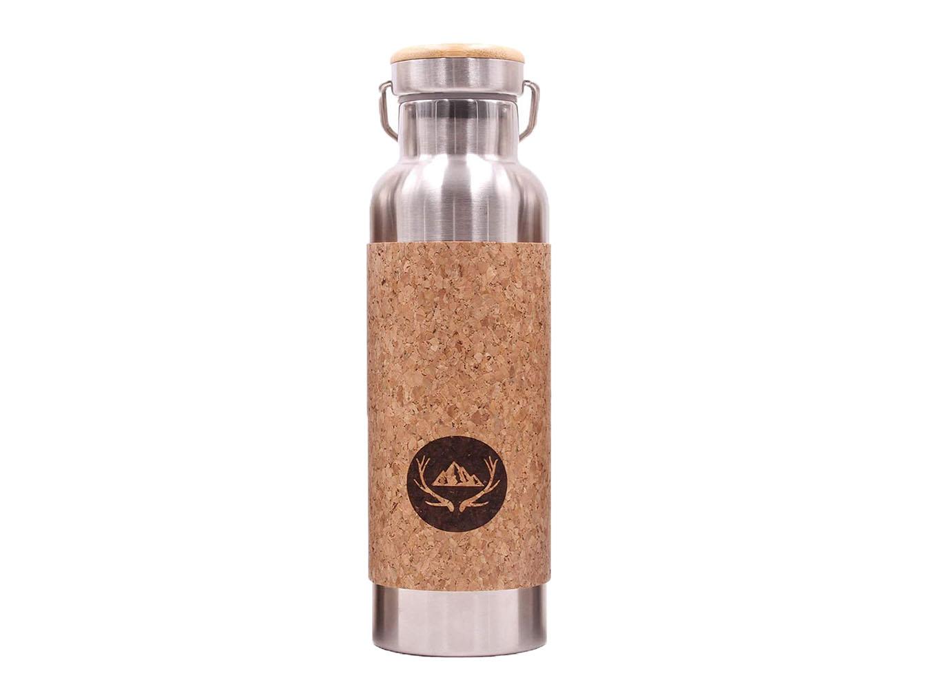 Cork Thermal Bottle