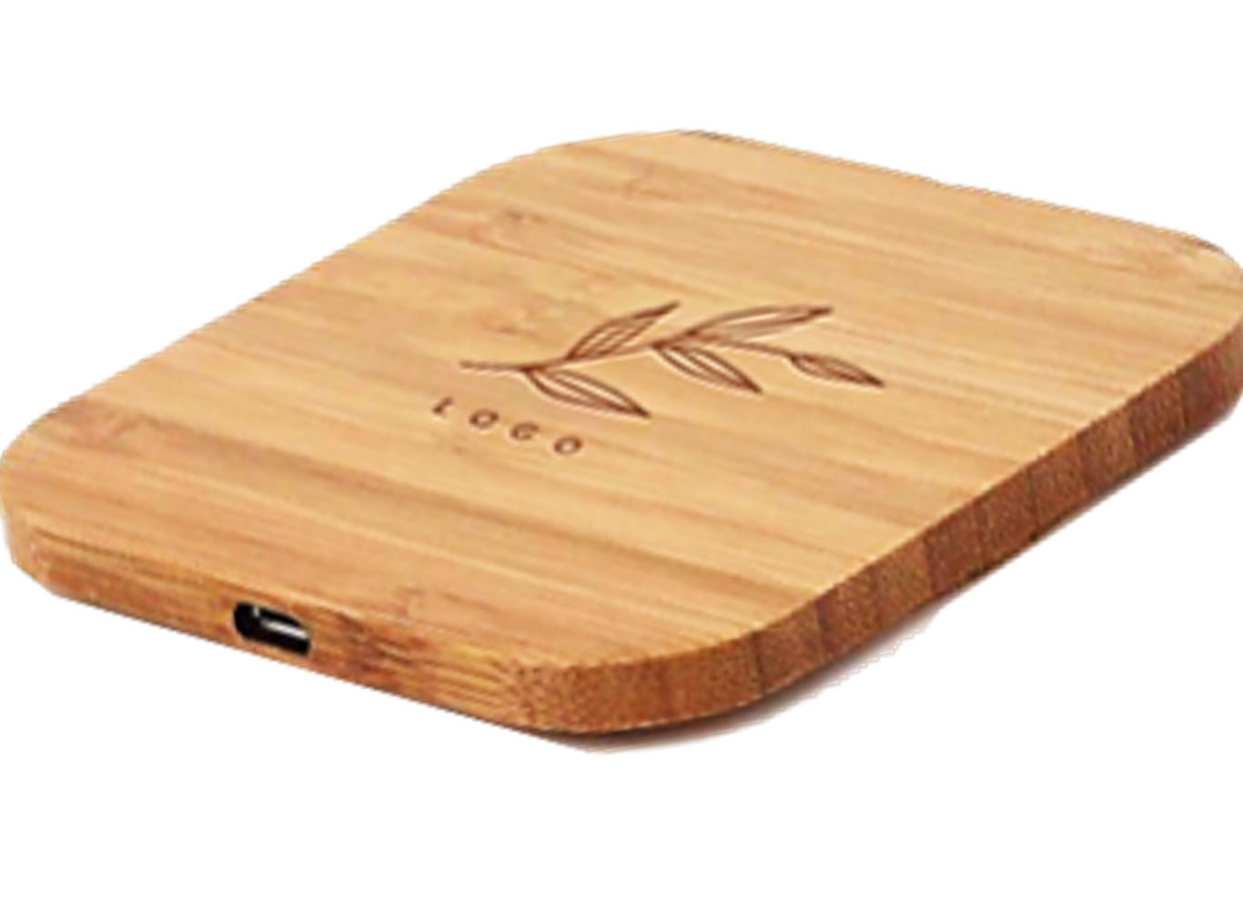 Bamboo Wireless Phone Charger